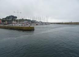 Arrivé au port Tudy à l'ile de Groix