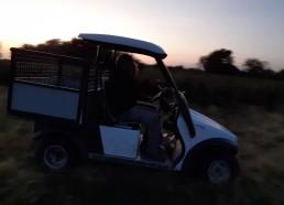 Taxi golfette j'écoute !!