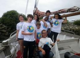 L'équipage des Matelots