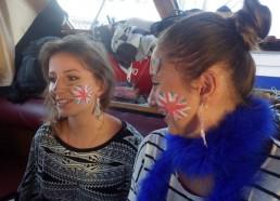 Les miss « England »