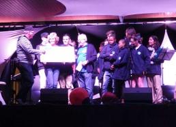 Le festival de chants marins, Hissez Oh offre 300 euros à l