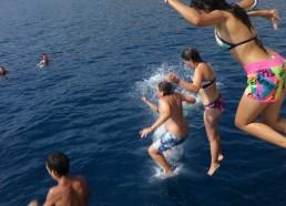 Un saut de matelots