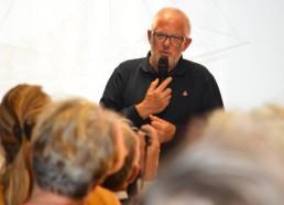 Jean-Michel POIRIER, Les Fous de Bassan