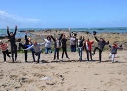 Les Matelots 2013 à la plage du Castelli à Piriac-sur-Mer