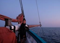 Mathéo l'heureux matelot