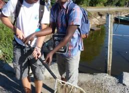 Nos pêcheurs du jour