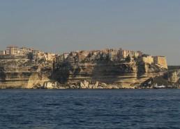 La ville haute de Bonifacio
