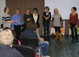Conférence à la Baule Et remise des Prix du Challenge des Matelots de la Vie 2012 - 27 octobre 2012