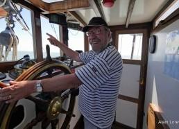 Captain Alain, notre photographe