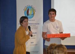 Karine et Hugo, ESEAN Nantes