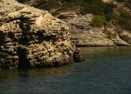 Falaise de calcaire