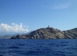 Le phare de La Revellata