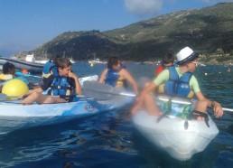 Randonnée kayak, avec « Kayak Sud » à Campomoro