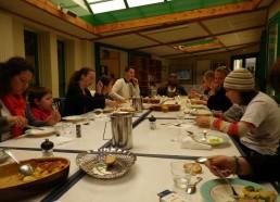 Dernier dîner tous ensemble