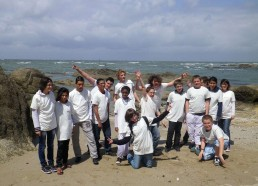 Les matelots 2012, première !