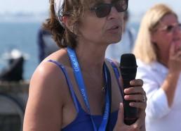 Lila AKEB, une des marraines des expéditions 2019