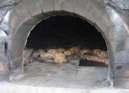 Les pains des Matelots au four