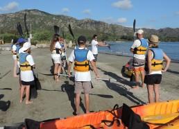 Agriates Kayak nous invite