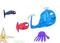 Concours dessins : Mon bateau imaginaire - Ismail - Centre d