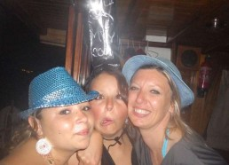 Lynn, Camille et Alex