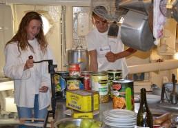 Laetitia et Thomas, chef boulanger du jour