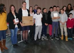 Les Matelots de la Vie et les hôpitaux gagnants réunis