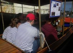 La découverte du canot à vapeur « Keltia II »