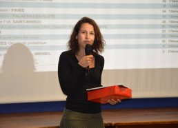Malika, Centre Hospitalier de Saint-Nazaire
