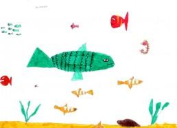 Concours dessins : Mon bateau imaginaire - Manon - Centre d