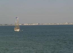 Le Notre Dame des Flots dans la baie de Pornichet – La Baule