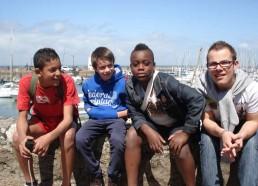 Les Matelots au port