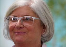 Anne, membre de l'association Matelots de la Vie