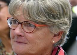 Christine, membre de l'association Matelots de la Vie