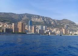 Monaco en vue