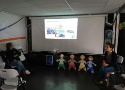 Intervention Malika AMELINE-BASBOURG, éducatrice à l'hôpital de Saint-Nazaire