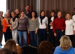 L'équipe des bénévoles de l'association