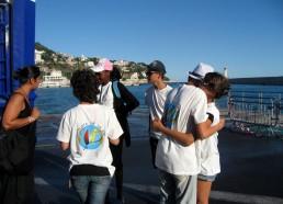 Fin d'expédition pour les Matelots de la Vie - Retour à Nice