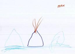 Concours dessin : Ma terre idéale - - Max - Institut Curie
