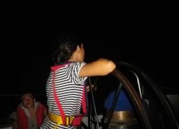 Laura navigue aux étoiles