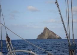 Un îlot proche de l'île de Panarea