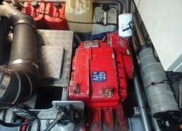 Une pièce du moteur