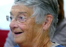Jacqueline, membre de l'association Matelots de la Vie