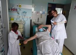 Centre hospitalier de DREUX, 3 points