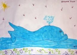 Concours dessin : Mon plus beau poisson - Sephora, 7 ans - Hôpital ANDRE MIGNOT - LE CHESNAY VERSAILLES