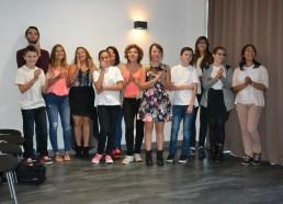 Les Matelots 2014 présents à la conférence