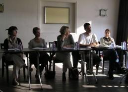 Les équipes de Saint Nazaire, Rouen, Bullion - Yann et Elsa