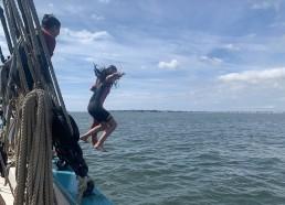 Maryline et Julien font le grand saut