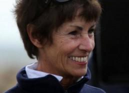Françoise LEVAUX, la Présidente de l'association Matelots de la Vie