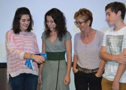 Ouverture du prix en compagnie de Nathan et Emilie, les 2 Matelots de St Nazaire qui ont embarqué cet été