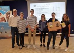 Bravo au CHU de Nantes qui remporte le challenge 2019